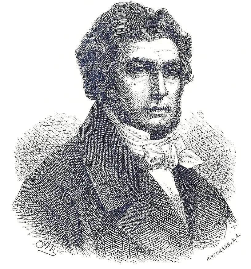 Ilustración de Pierre-François Bouchard.
