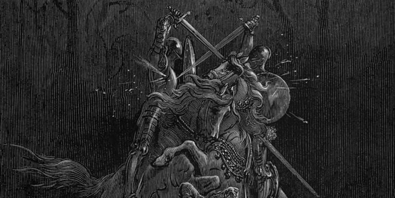 Orlando Furioso, la obra maestra de de Gustave Doré
