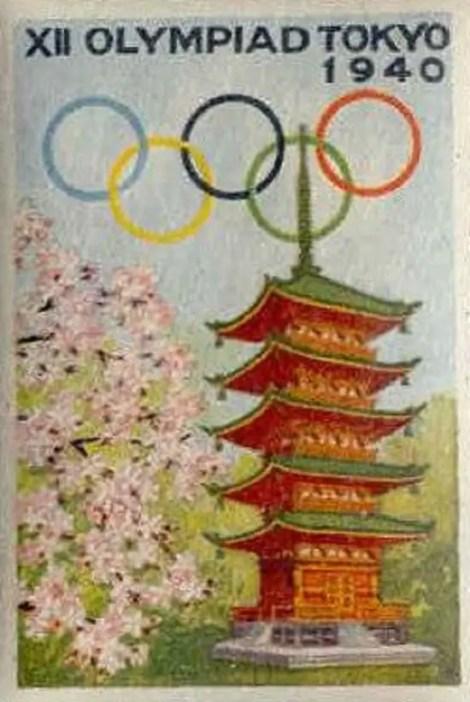 Tokio 1940.