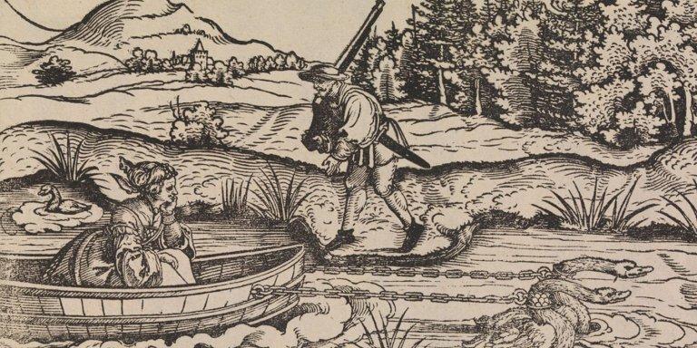 Erhard Schön el ilustrador más atrevido y transgresor del Renacimiento