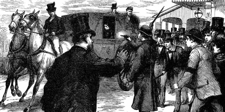 El iridio y los asesinos, el arma secreta de los asesinos victorianos