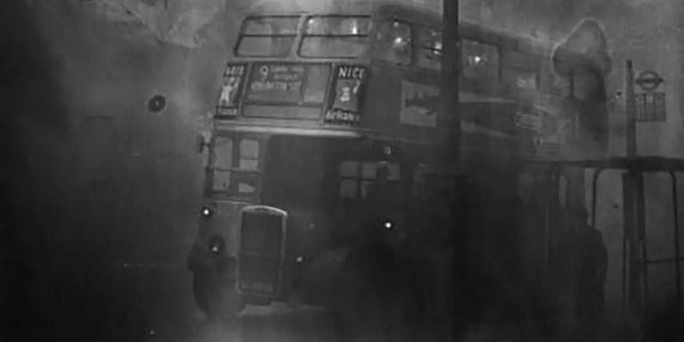 El Great Smog, el día en que Londres fue tapada por su contaminación