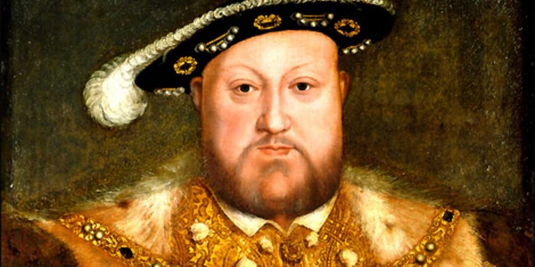 El accidente que convirtió a Enrique VIII en un rey tirano y despiadado
