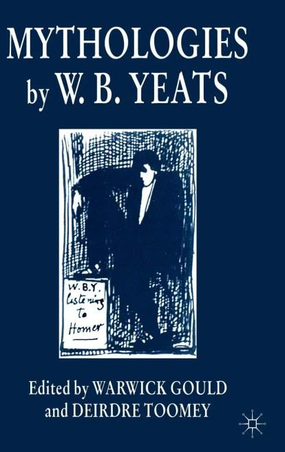Portada del libro Mitologías de Yeats.