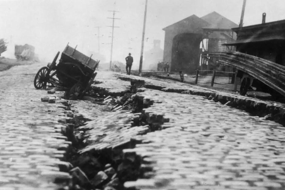 Terremoto de San Francisco de 1906..
