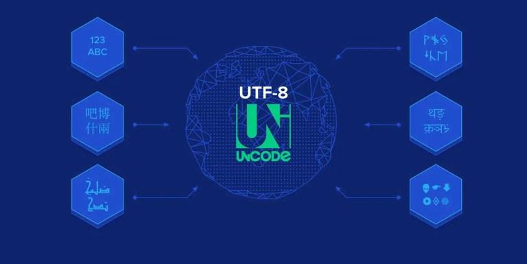 Qué son ASCII, UTF-8 y demás sistemas de caracteres o charsets