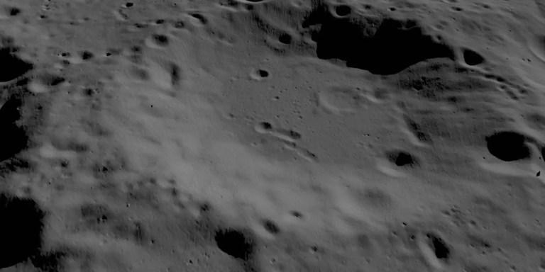 Eugene Merle Shoemaker, la única persona enterrada en la luna