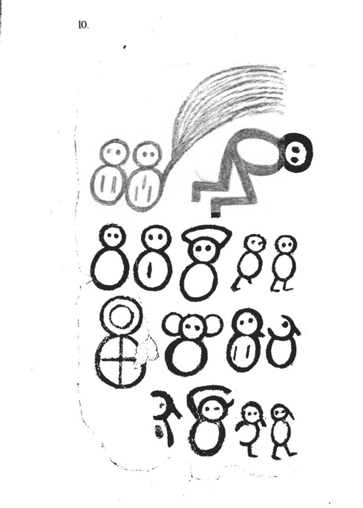 Ilustraciones pertenecientes al mayor fiasco científico de la historia.