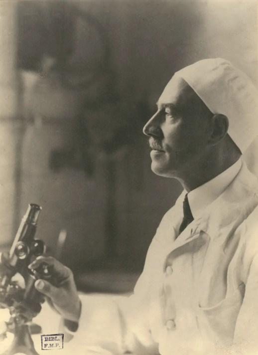 Retrato de Paul Felix Armand-Delille.