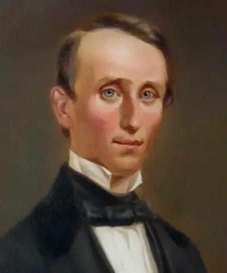 William Walker, uno de los mayores fundadores de estados efímeros.