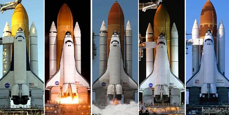 La historia del Transbordador Espacial de la NASA