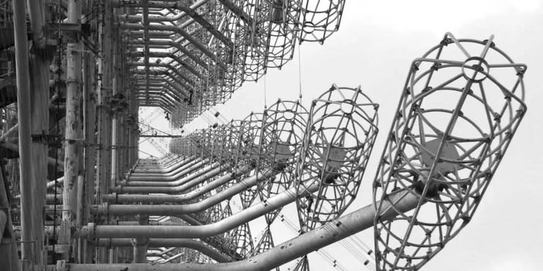 Duga-3 el pájaro carpintero soviético, la antena espía más misteriosa