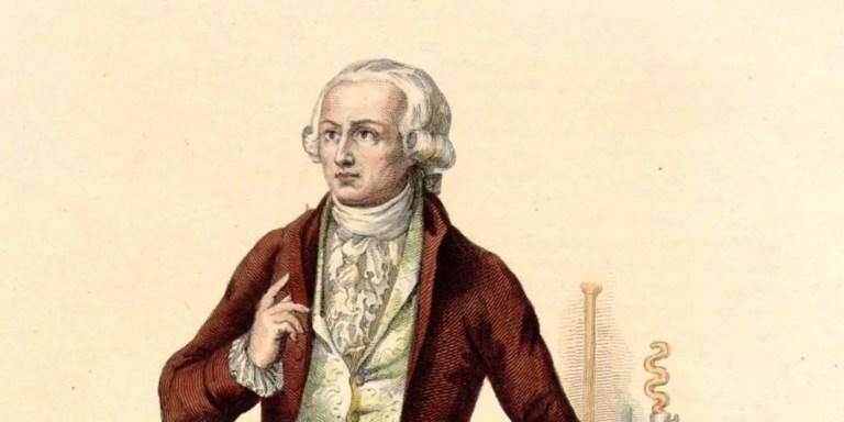 El último día de Antoine Lavoisier, el padre de la química moderna