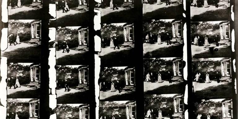 El jardín de Augustin Le Prince, la primer película de la historia.