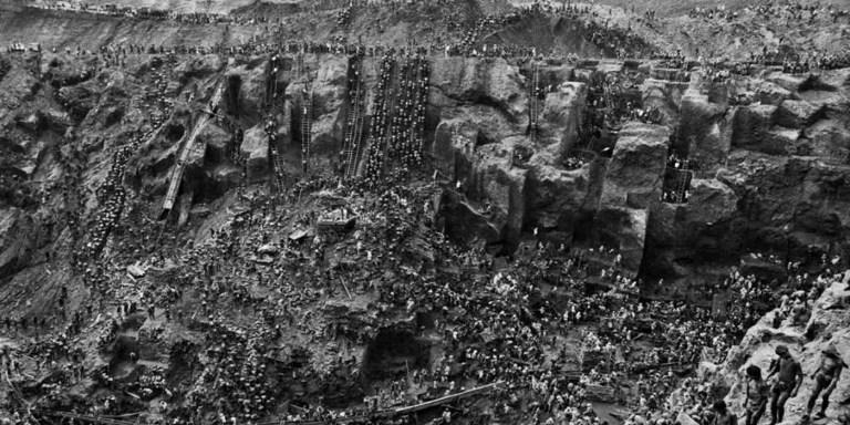 El hormiguero humano, la fiebre del oro de 1983 en Brasil