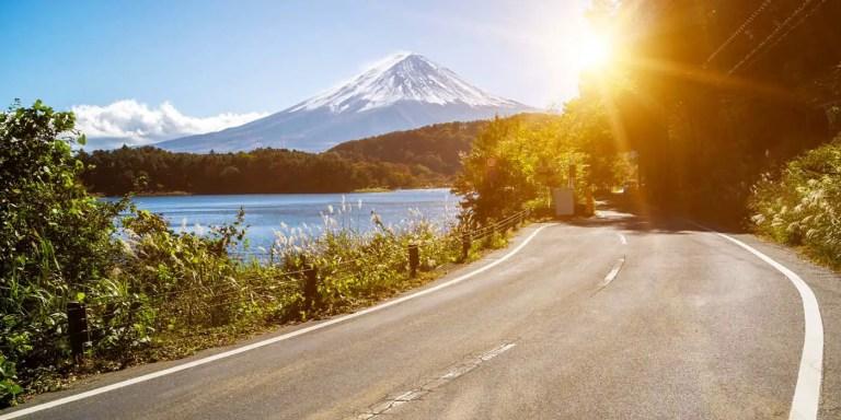 Las carreteras musicales de Hokkaido, los caminos que emiten música