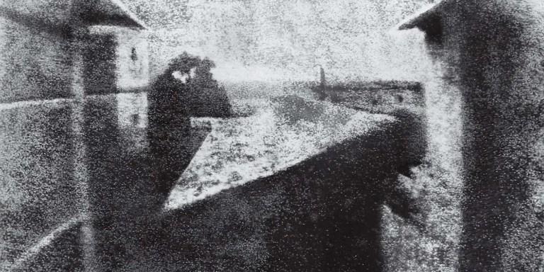 La primera fotografía en la Historia: de Athanasius Kircher a Niépce