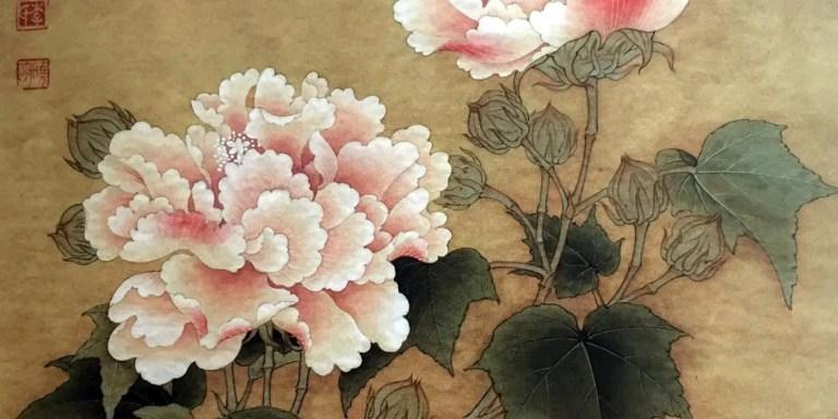 Gongbi, el estilo de pintura más antiguo sin interrupciones