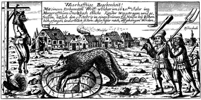 El caso del hombre lobo de Ansbach, la leyenda que fue cierta