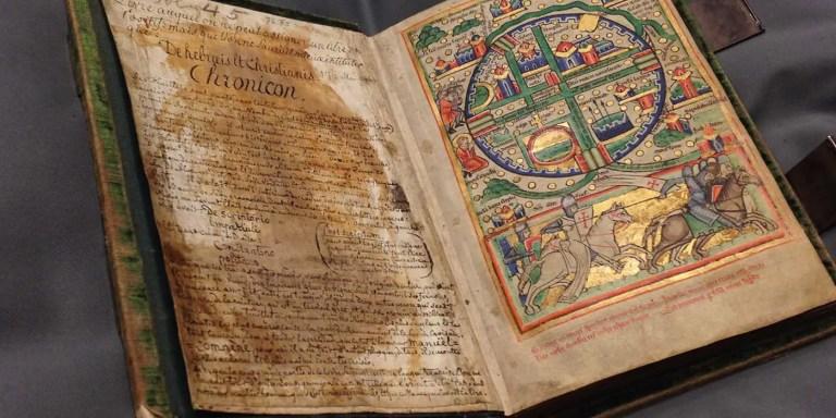 Técnicas antirrobo medievales: las maldiciones en los manuscritos
