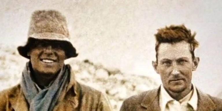 El enigma de los pioneros del Everest, George Mallory y Andrew Irvine