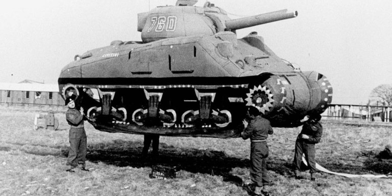 Operación Fortitude, el preludio al Dia D y el ejército inexistente de Patton