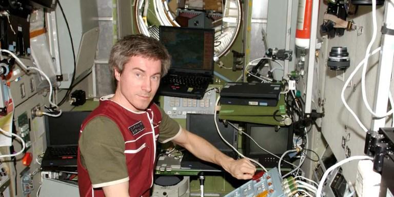 Sergei Krikalev, el cosmonauta que se quedó varado en la MIR