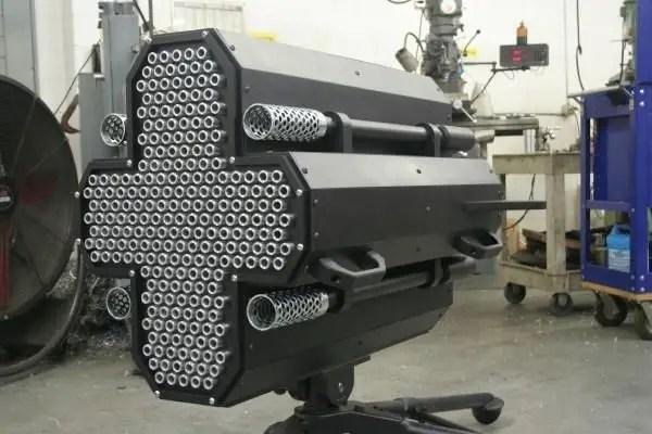Disparador del sistema Metal Storn.