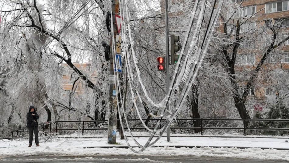 Cableado de Vladivostok.