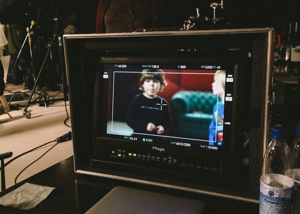 V&D shoot / behind the scene - ANGDOO.COM/BLOG