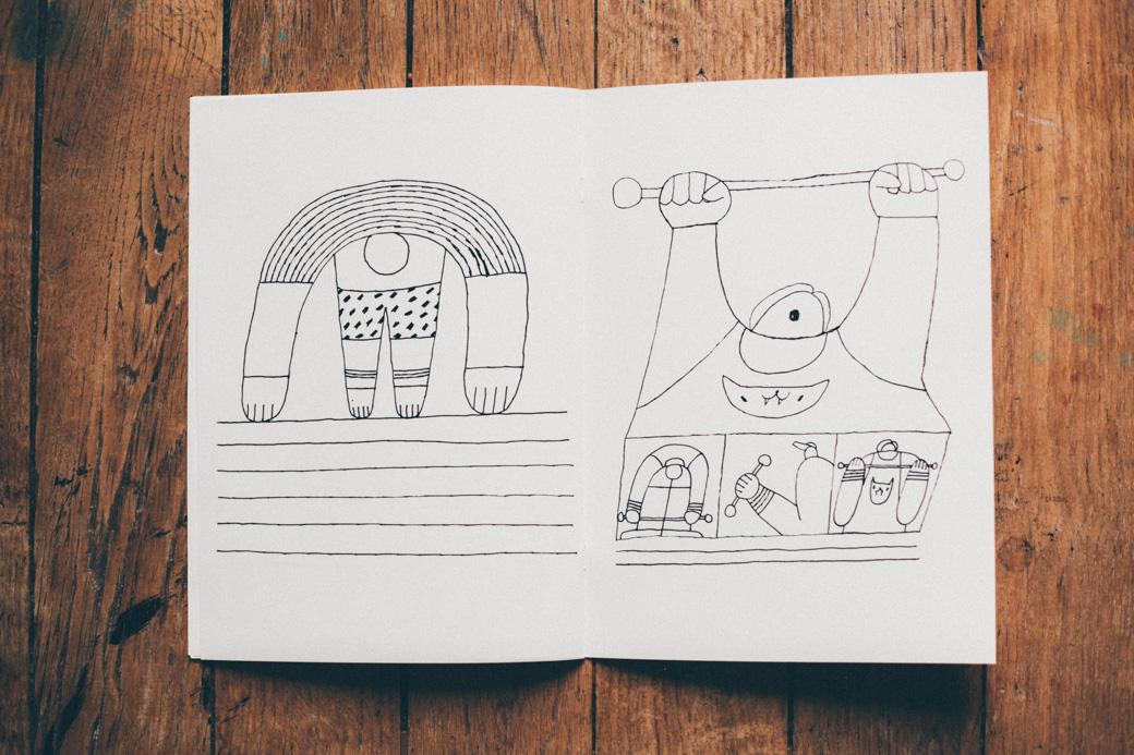JOSÉ JA JA JA / FANZINE - angdoo.com/blog