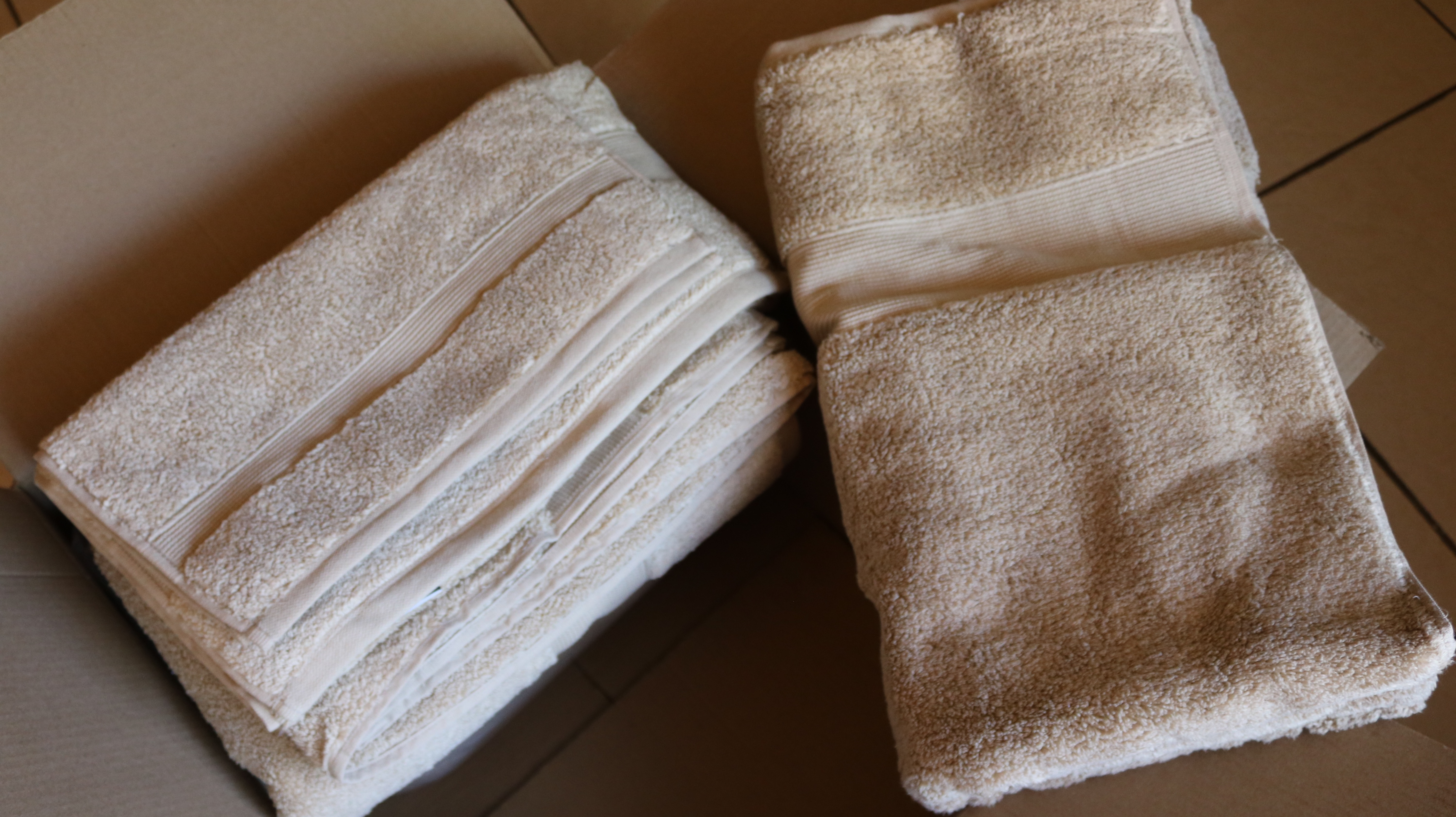 the best towels for your bathroom beauty news with angela cruz