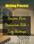 Writing Process: Become More Productive With 4 Easy Warmups