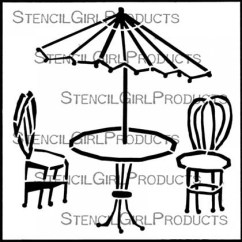 Bistro Tables And Chairs Hire Chair Covers Glasgow Ac Stencil Table Angelacartwrightstudio