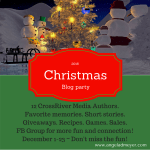 2016 Christmas Blog Party