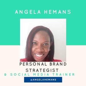 Personal Branding, social media training