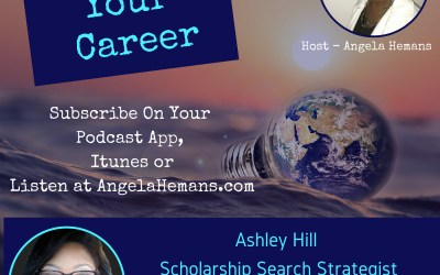 The Most Significant Challenges Of Going Back To School As An Adult with Ashley Hill (Podcast)