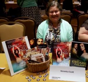 Veronica Scott Book Signing
