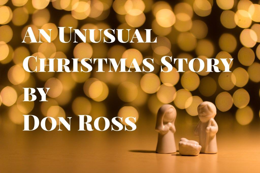 An Unusual Christmas Story…