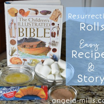 Resurrection Rolls: An Easy Easter Treat