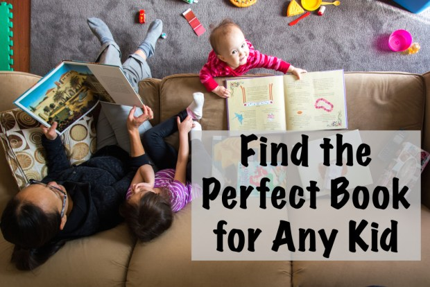 Find the Perfect Book for Any Kid