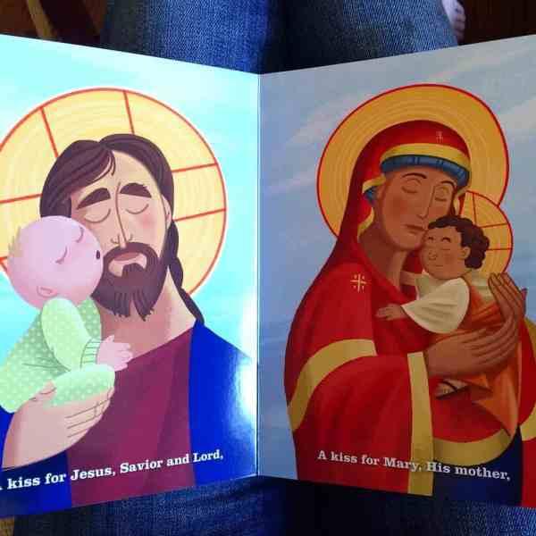 Goodnight Jesus interior pages