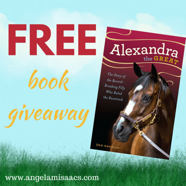 Free Book Giveaway: Alexandra the Great