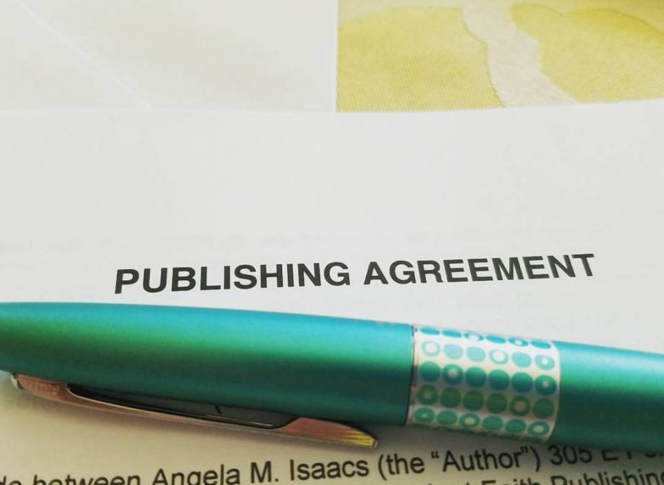 Publishing Agreement