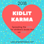 2018 Kidlit Karma Badge