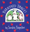 Book cover: Barnyard Dance!
