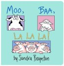 Book Cover: Moo Baa La La La