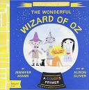 Book Cover: The Wonderful Wizard of Oz: A Babylit Colors Primer