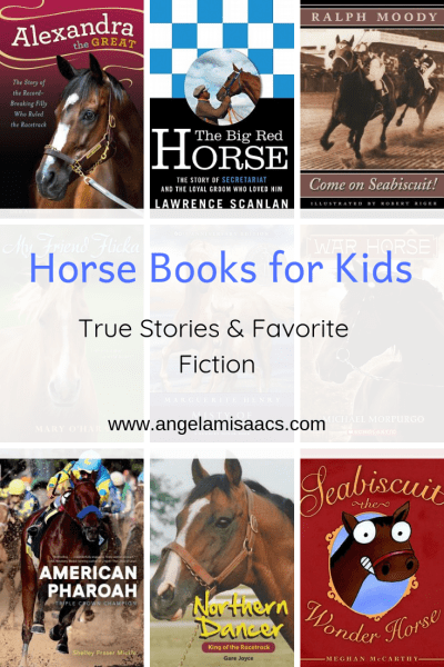 Horse books for kids