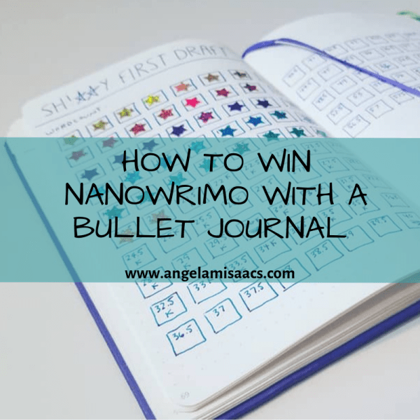 How to Win Nanowrimo with a bullet journal